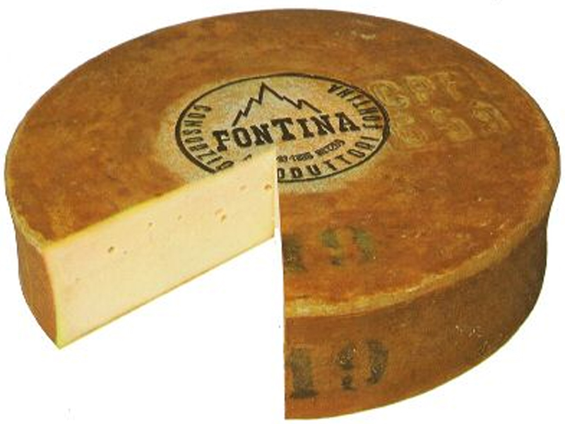 cascaval cheese сыр Фонтина fontina
