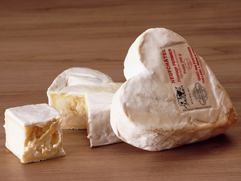 cascaval cheese сыр Нёшатель Neufchâtel
