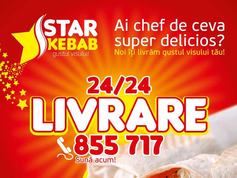 рестораны кафе кишинев  chisinau livrare star kebab fast food