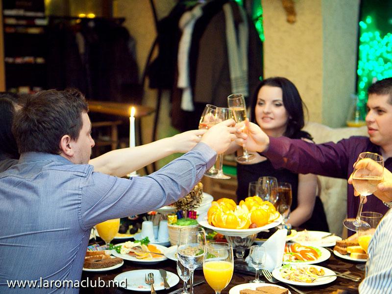 revelion stil vechi chisinau restaurant la roma club рестораны кафе кишинев