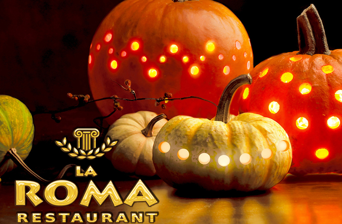 la roma club restaurant halloween 2011