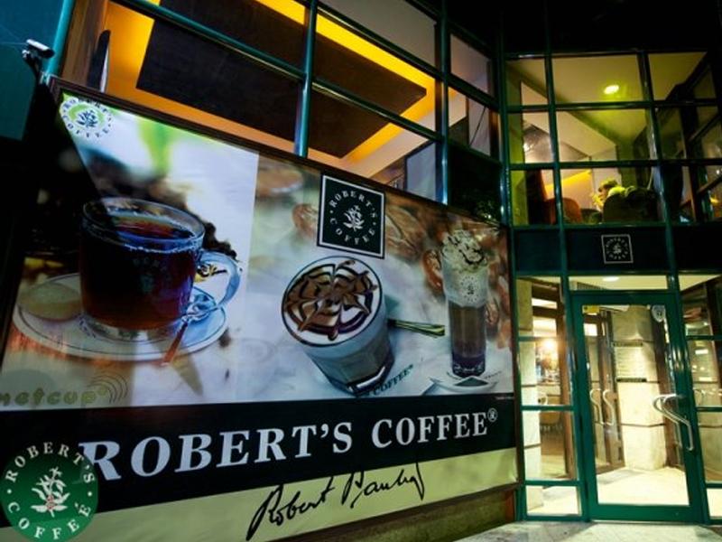 roberts coffee cocktail menu коктельный меню