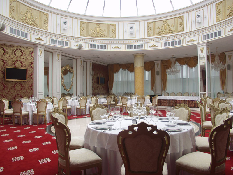chisinau moldova restaurant most