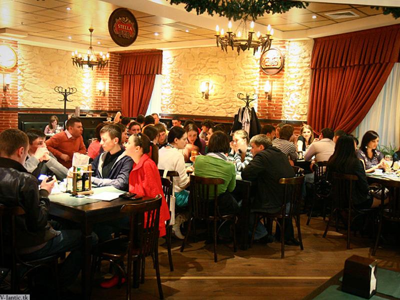 beer stela artois pub chisinau рестораны кафе кишинев