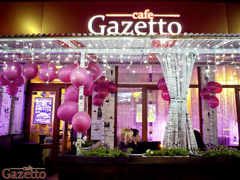 рестораны кафе кишинев cafe club gazetto