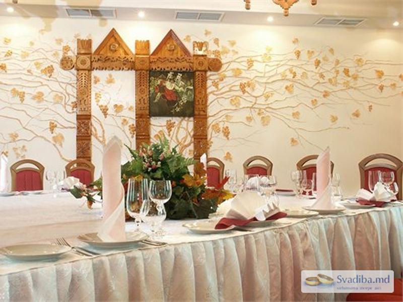 chisinau moldova restaurant doina