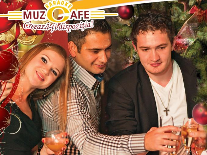 chisinau restaurant revelion 2012 muzcafe 44 рестораны кафе кишинев