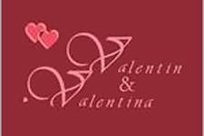 chisinau moldova restaurant valentin si valentina logo